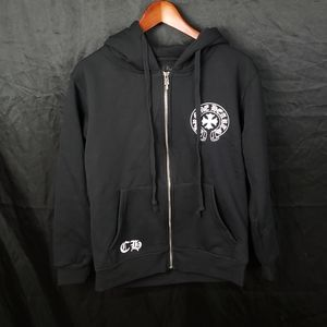 Chrome Hearts Zip Up Hoodie Size Small